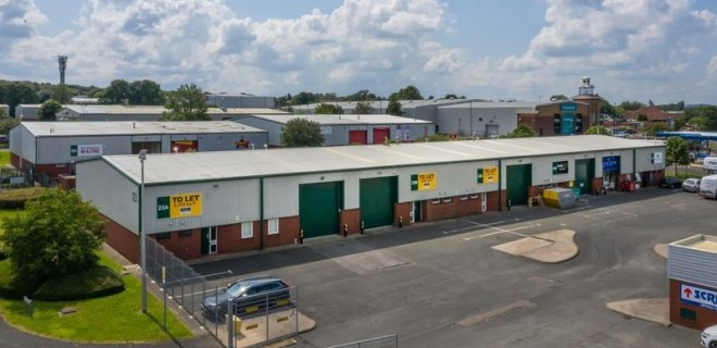 Airport Industrial Estate - Block 23  - Industrial Unit To Let - Airport Industrial Estate, Newcastle Upon Tyne